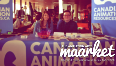 ANIMATION ARTS MAARKET - SUNDAY