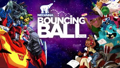 NELVANA BOUNCING BALL