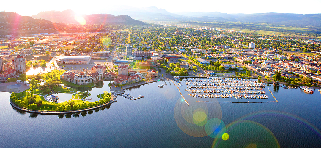 KELOWNA & OKANAGAN: MAKE DIGITAL MEDIA HERE